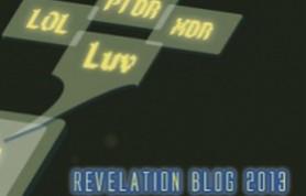Révélation blog 2013
