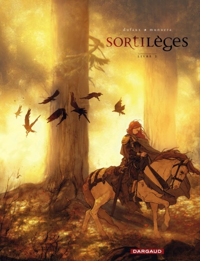 sortilèges - Munuera