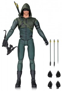 Figurine personnage Arrow articulée - DC collectibles
