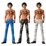 3 figurines one piece trafalgar