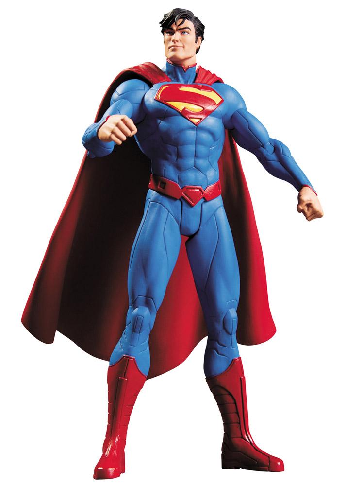 Véhicule avec figurine Superman : Jet kryptonien  Jeux et jouets Mattel
