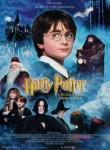 """Couverture du livre """"Harry Potter à l'école des sorciers"""""""