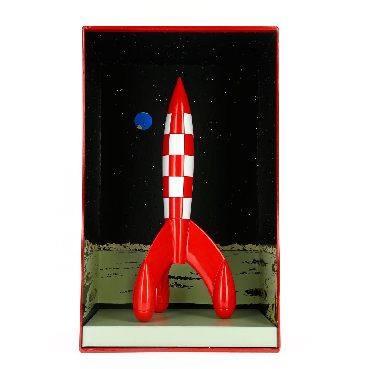 Figurines Tintin : les produits de la collection officielle