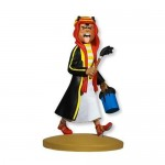 figurines tintin collection moulinsart (herge) : abdallah tire la langue