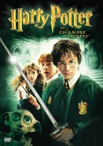 """couverture livre """"Harry Potter et la Chambre des secrets"""""""
