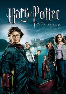 Couverture du livre Harry Potter et la Coupe de feu