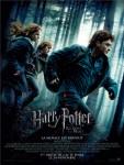 """Couverture livre """"Harry Potter et les Reliques de la Mort"""""""