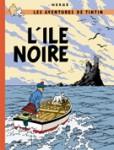"""Couverture de la Bande dessinée """"l'ile noire"""""""