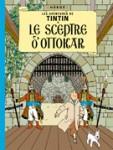 """Couverture de la Bande dessinée """"le sceptre d'ottoka"""""""