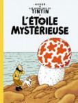"""Couverture de la Bande dessinée """"l'etoile mysterieuse"""""""