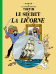 "Couverture de la Bande dessinée ""le secret de la licorne"""