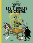 """Couverture de la Bande dessinée """"les 7 boules de cristal"""""""