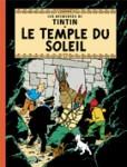 """Couverture de la Bande dessinée """"le temple du soleil"""""""