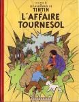 """Couverture de la Bande dessinée """"l'affaire Tournesol"""""""