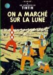 """Couverture de la Bande dessinée """"On a amrché sur la lune"""""""