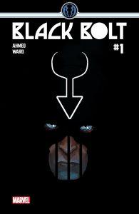 Couverture de Black Bolt #1 par Christian Ward