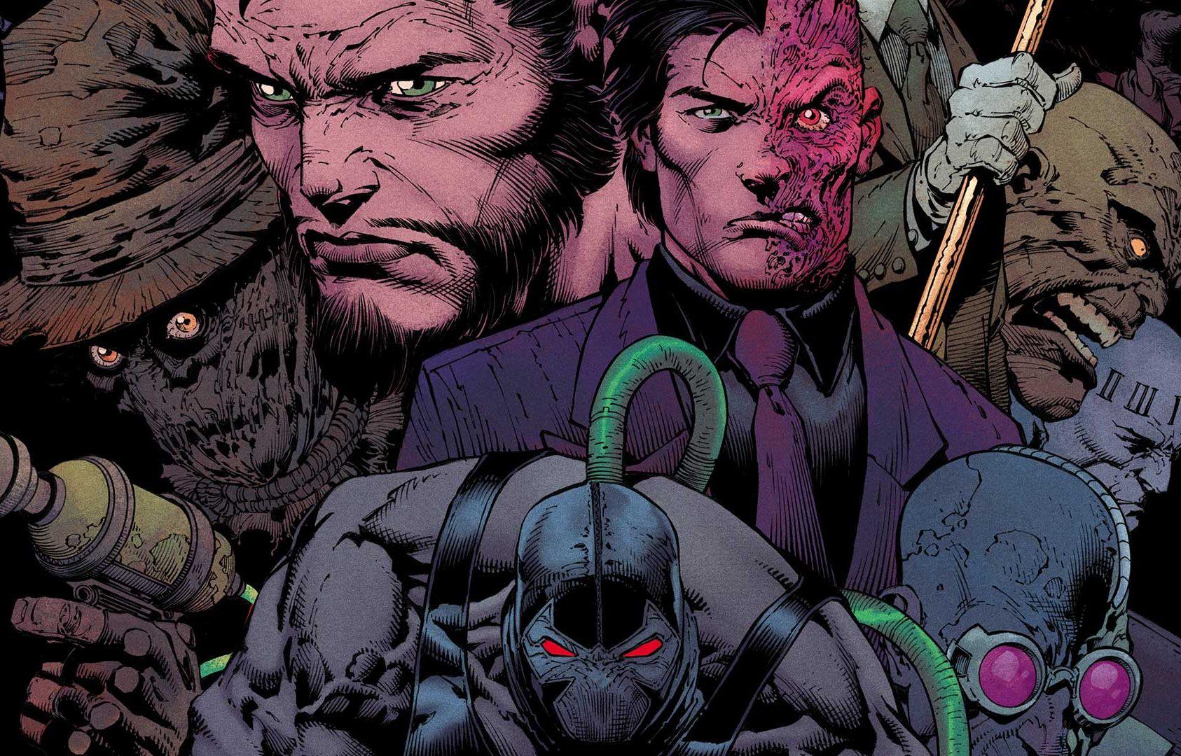David Finch - Batman #19 cover