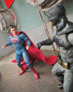 Batman vs Superman Album Comics