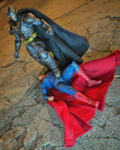 Armored Batman vs Superman Album Comics