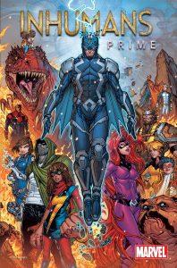 Couverture d'Inhumans Prime par Jonboy Meyers