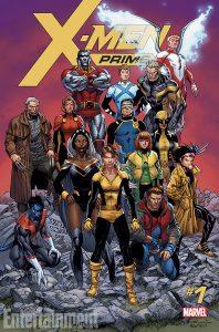 Couverture de X-Men Prime par Ardian Syaf
