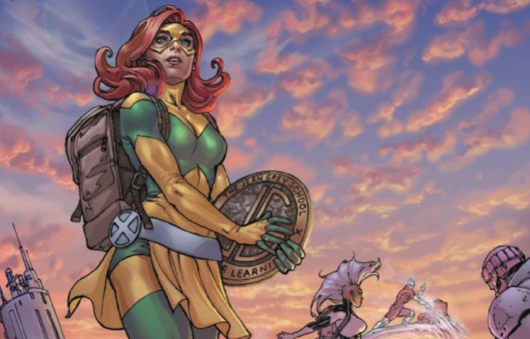 David Yardin - Extraordinary X-Men #20 cover