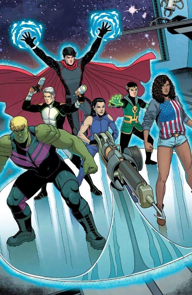 Jamie McKelvie - Young Avengers #7 p02