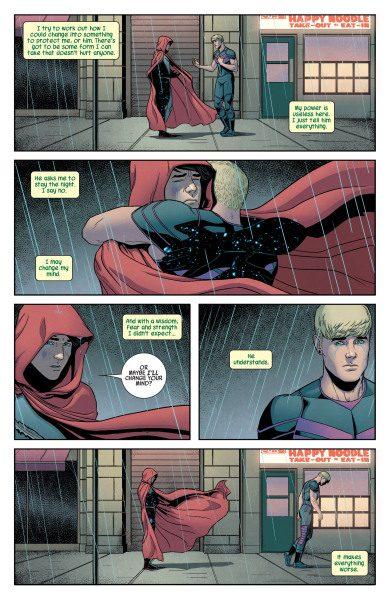 Jamie McKelvie - Young Avengers #9 p20