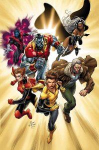 Ardian Syaf - X-Men Gold #1 cover