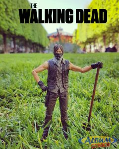 TheWalkingDeadDaryl2AlbumComics