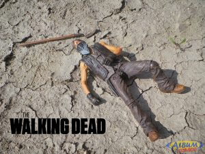 TheWalkingDeadDarylAlbumComics