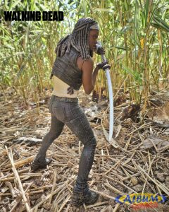 TheWalkingDeadMichonne2AlbumComics