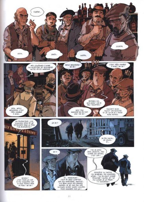 Frédéric Blier - La parole du muet vol 2 p11