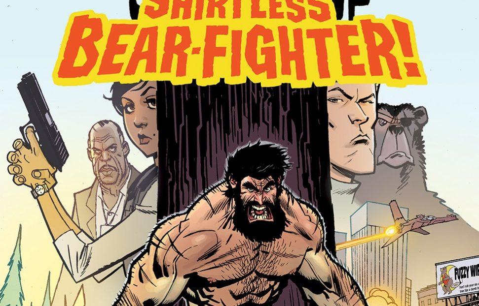 Shirtless Bear Fighter