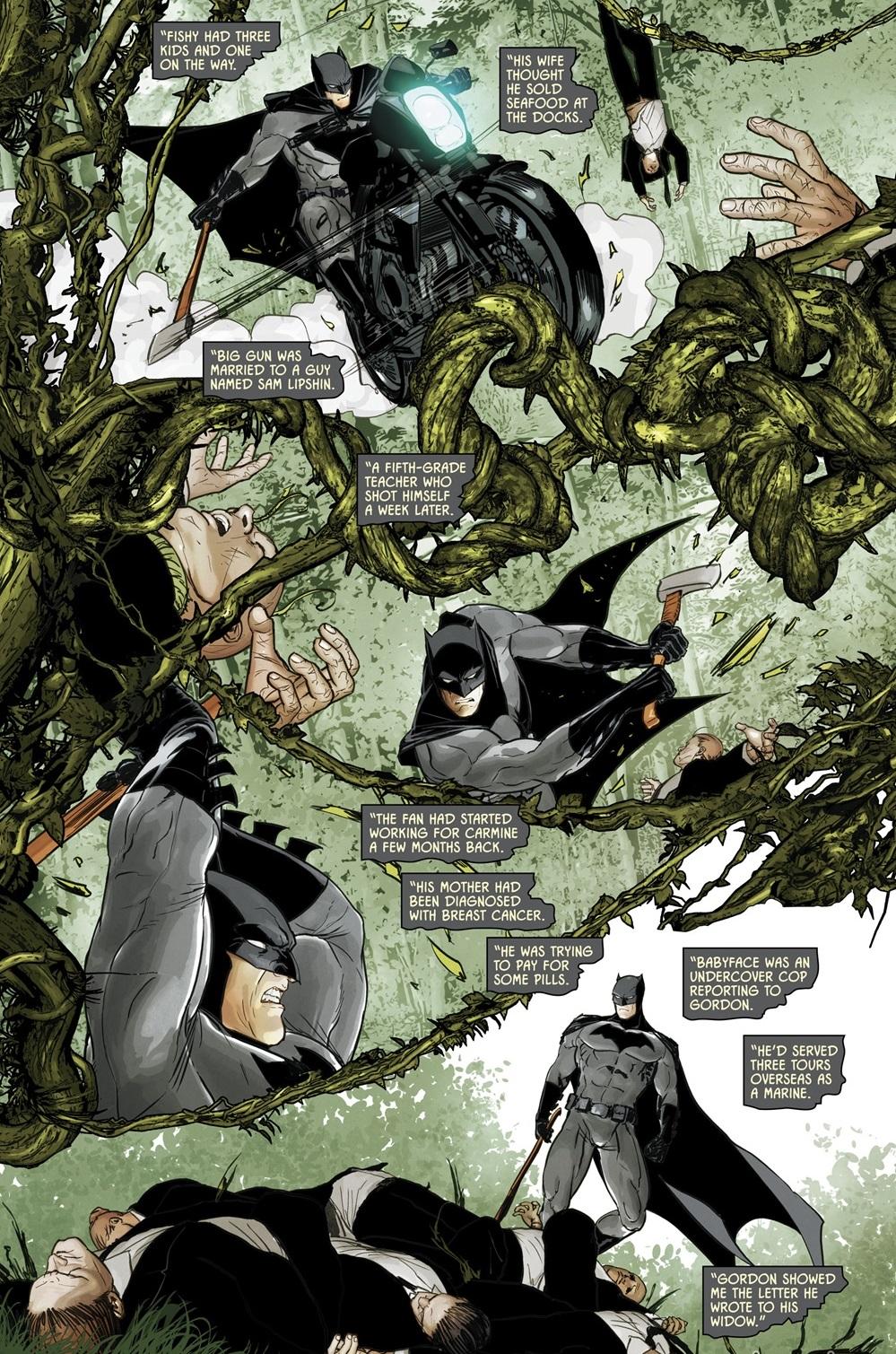 Mikel Janin - Batman #26 p12