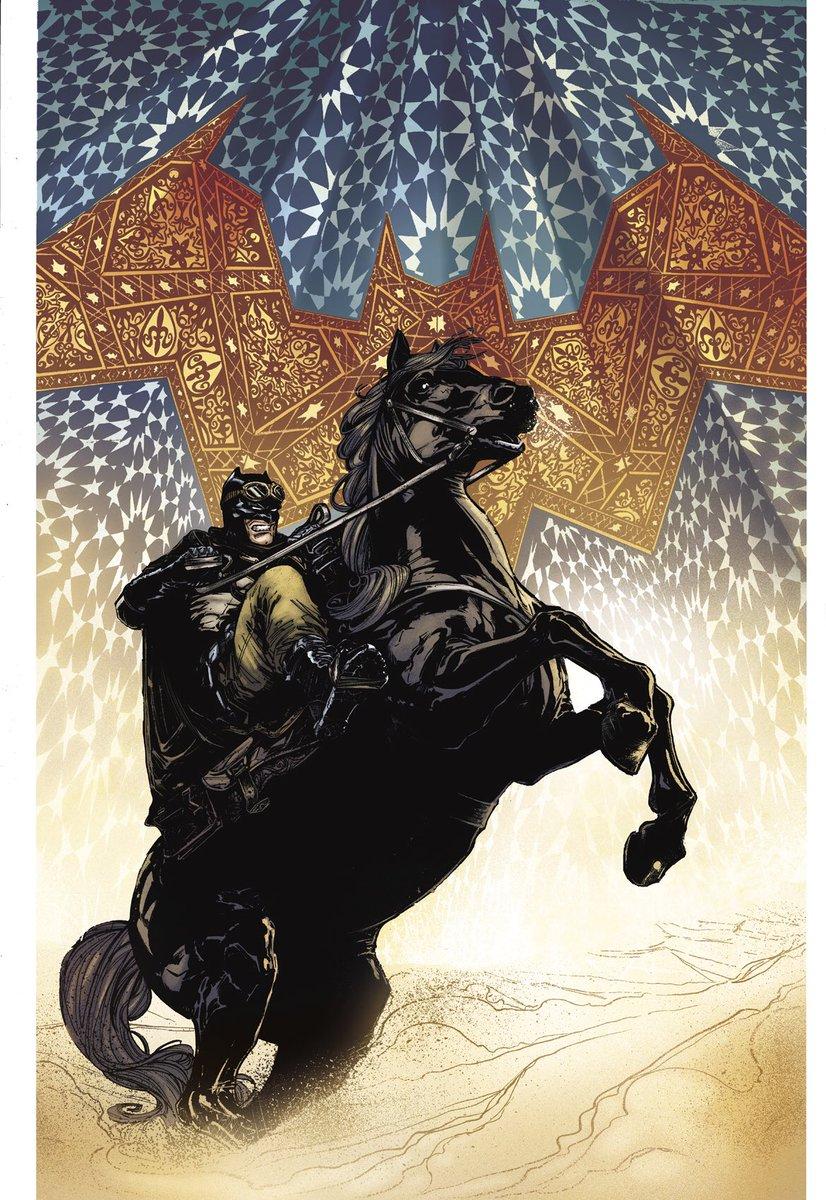 Joelle Jones - Batman #33 cover