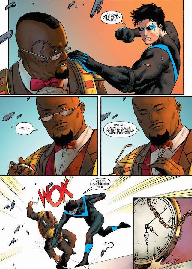 Minkyu Jung - Nightwing #25 p5