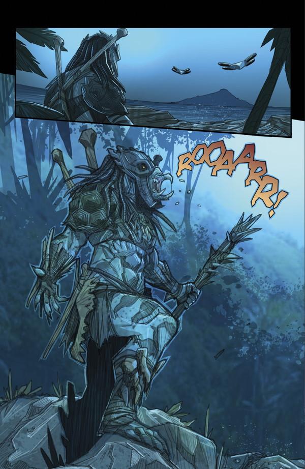 Fransisco Ruiz Velasco - Predator Hunters #3