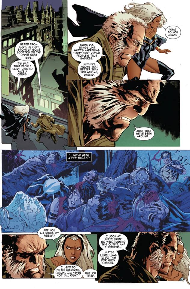 Ken Lashley - X-Men gold #7 p 09