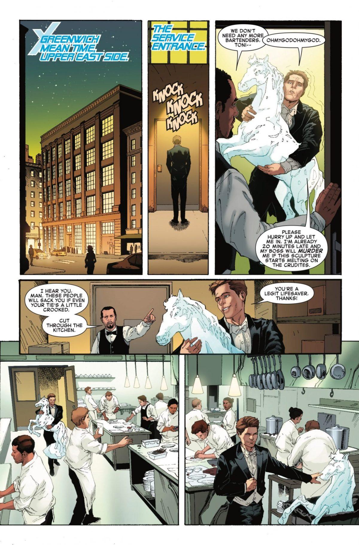 Edgar Salazar - Iceman #4 p5