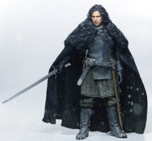 Jon Snow Night's Watch Threezero