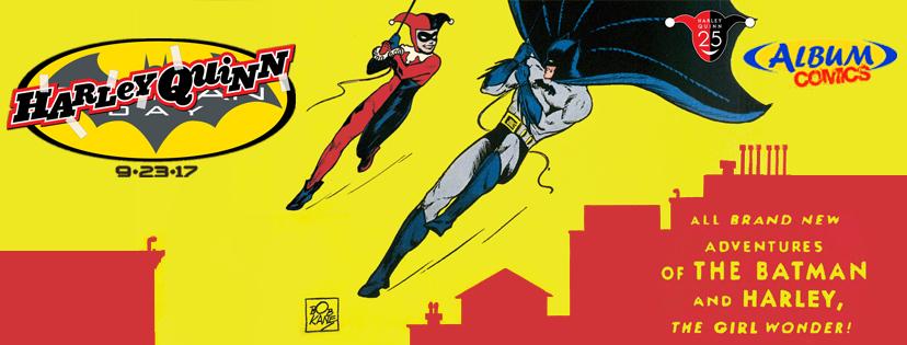 Batman Day Album Comics
