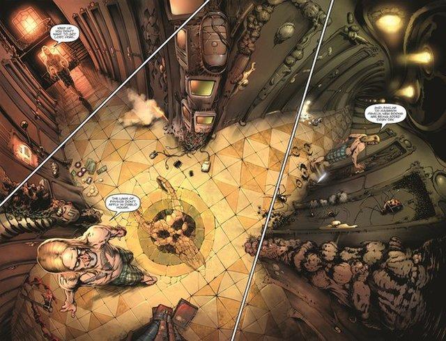 Diablo house #2, p.2 et 3, Santipérez