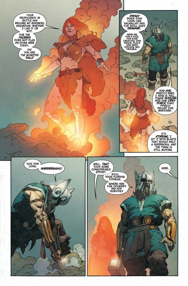 Esad Ribic - Marvel Legacy p3