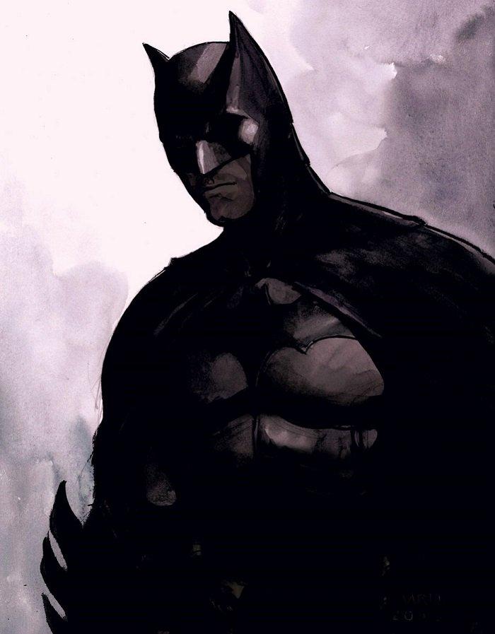 Batman Dark Prince Charming cover, enrico Marini