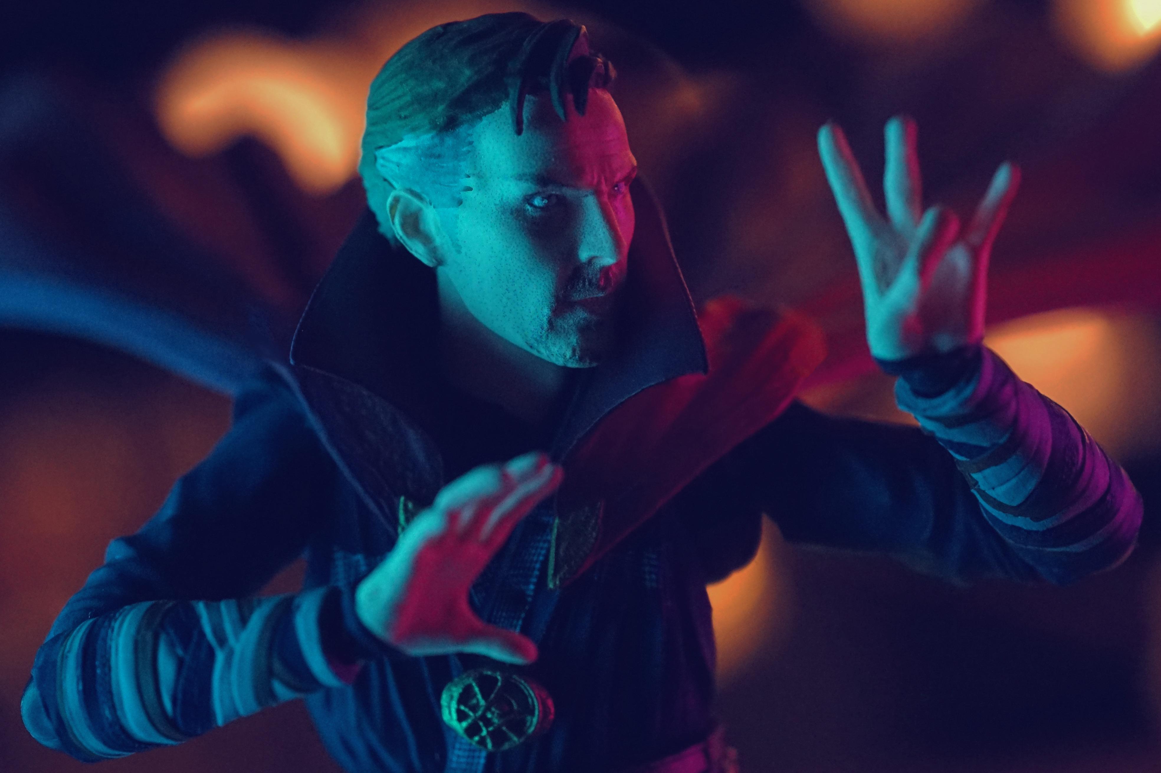 Test de Joe - Doctor Strange