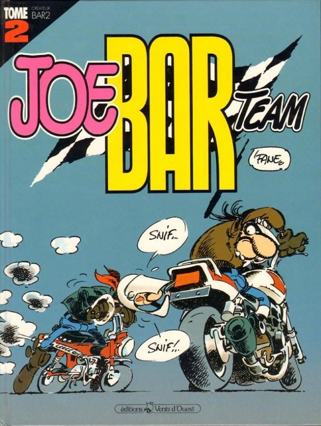 Joe Bar Team Tome 2 - Fane