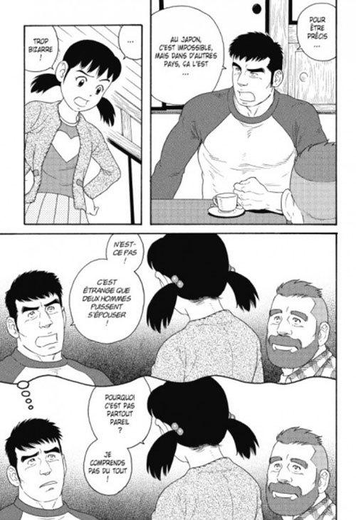 Gengoroh Tagame - Le mari de mon frère