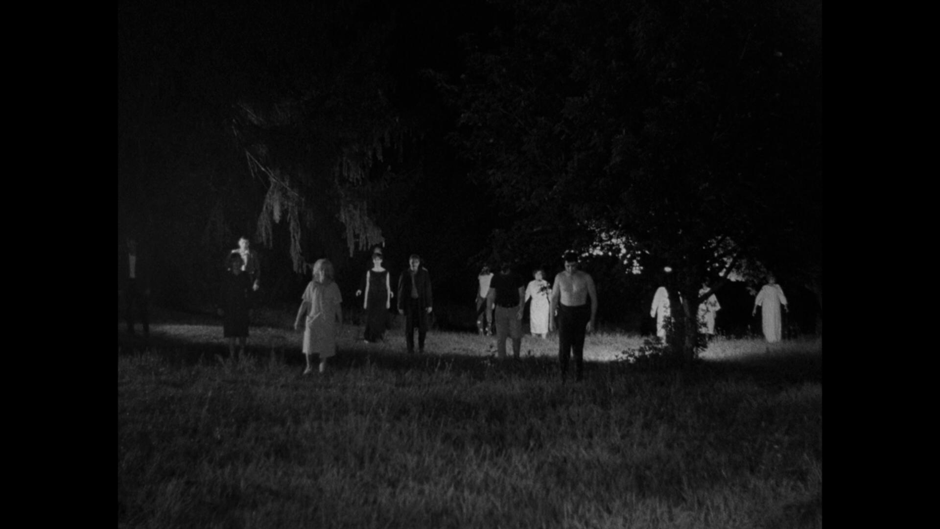 Night of Living Dead, Georges Romero
