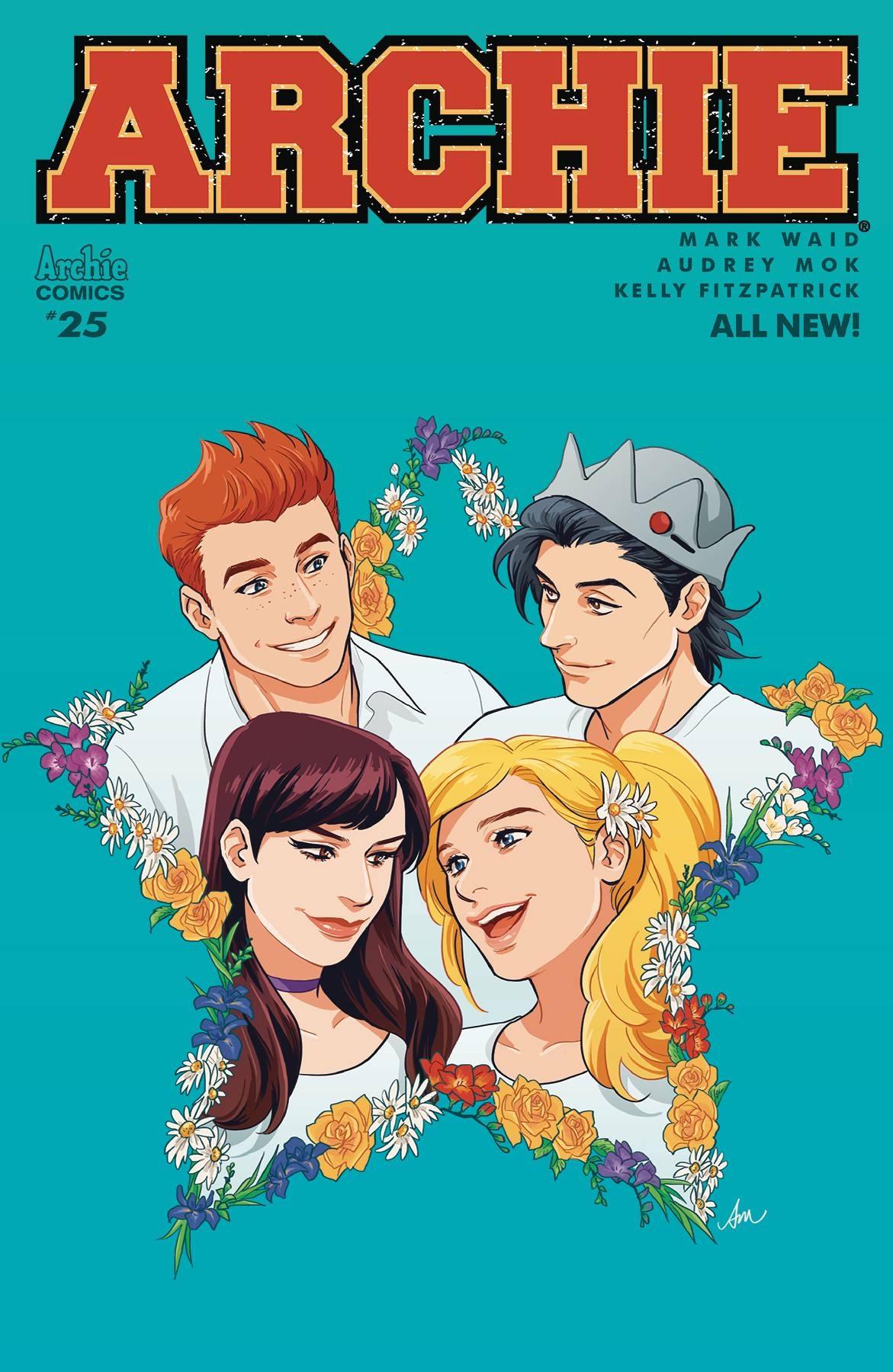 Archie #25 cover